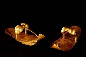 Sandali d'oro