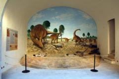Diorama Saltasauro
